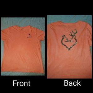 BROWNING Deer T-shirt